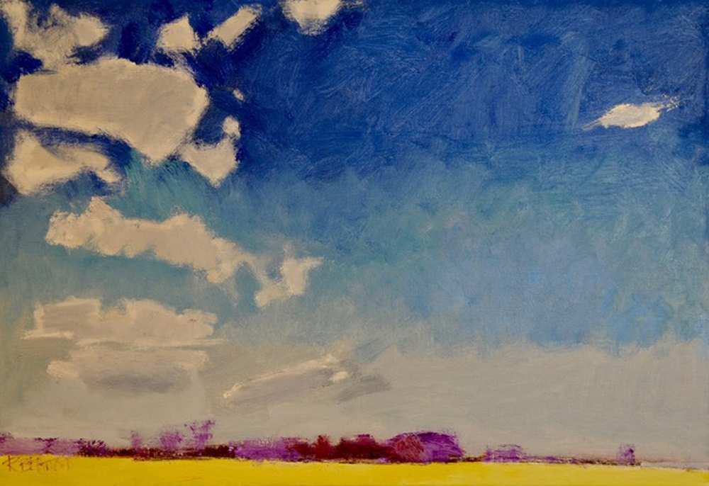 Wandering Clouds 22″ X 32″